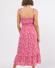 SOPHIA DRESS | PINK - SALE