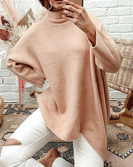QUINCY KNIT | PEACHY PINK
