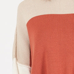 KENNEDY KNIT | RUST - SALE