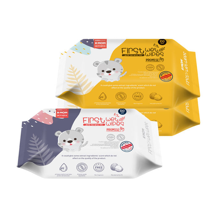 First Promise Wet Wipes (100pcs)