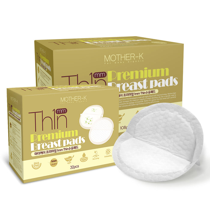 Premium Thin Breast Pads