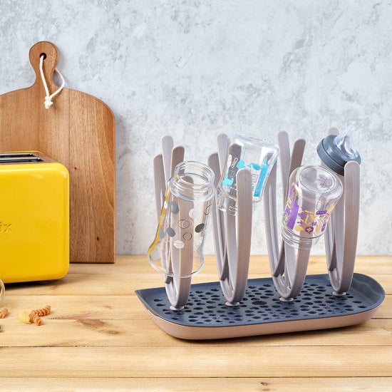 Multipurpose Bottle Drying Rack