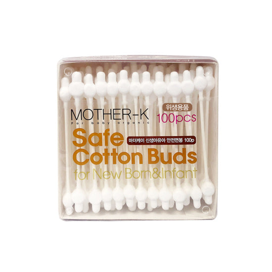 [Mother-K] Cotton Buds (Small Tip & Wide Base)
