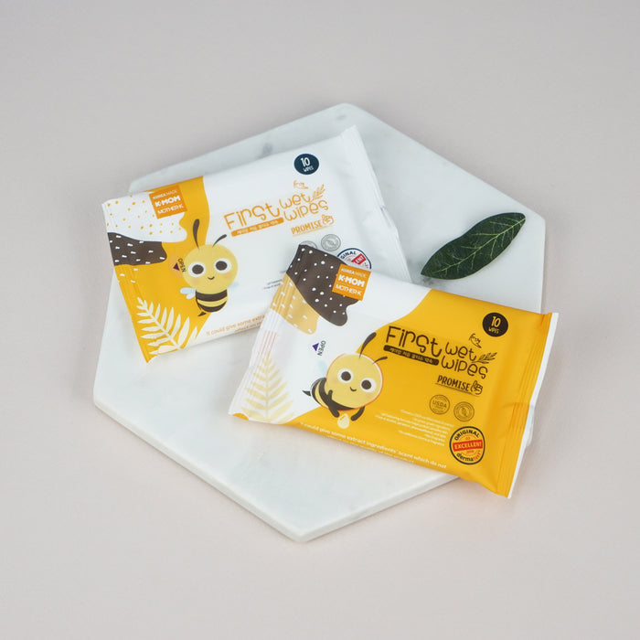 First Promise Wet Wipes (10pcs)