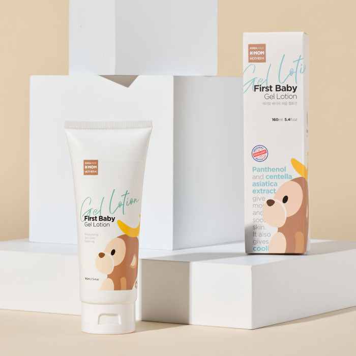 First Baby Moisture Skin Care (Cream / Lotion / Body Wash)