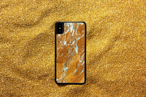 Galaxy Gold iPhone XS Case