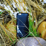 mikol black marble case