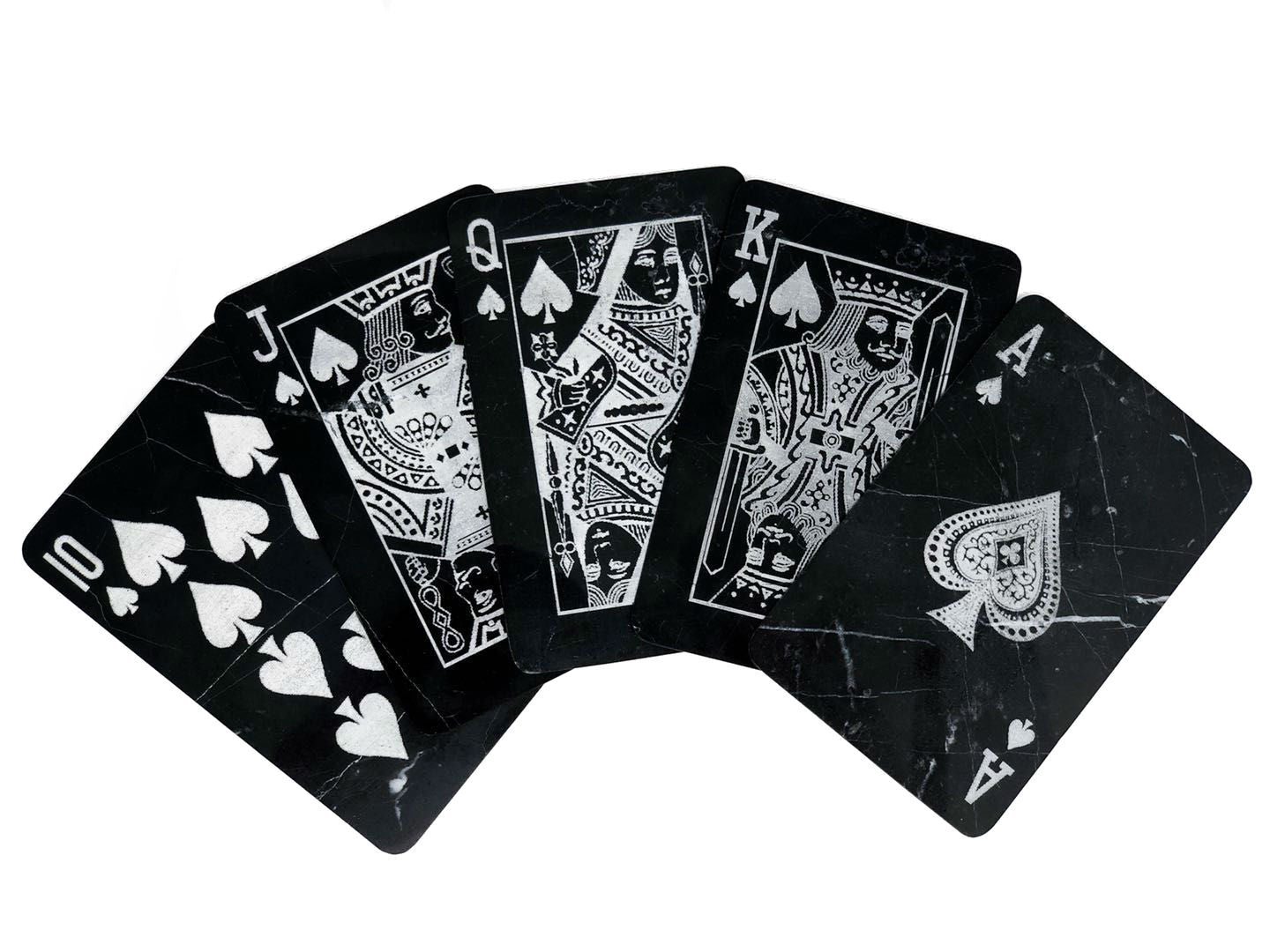 Marble Poker Cards Mikol