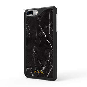 Nero Marquina Marble iPhone Case - MIKOL - 2