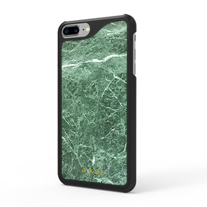 Emerald Green Serpentine Marble iPhone Case - MIKOL - 2