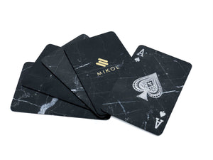 Marble Poker Cards - MIKOL