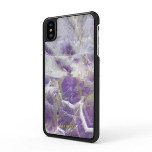 Amethyst iPhone XS case
