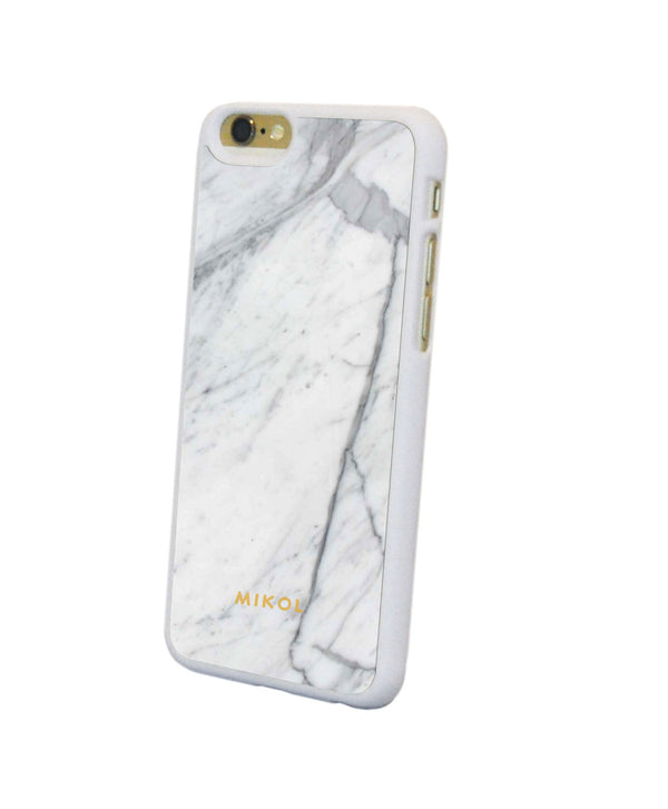 Carrara White Marble iPhone Case (60% OFF!) - MIKOL