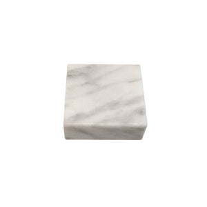 Carrara White Marble Wall Magnet