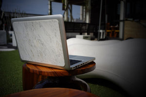 Nero Marquina MacBook Cover - MIKOL