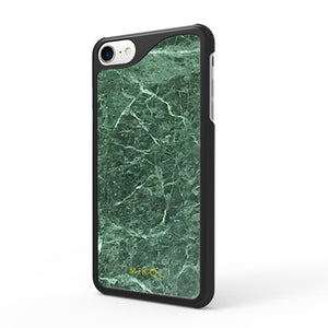 Emerald Green Serpentine Marble iPhone Case - MIKOL - 1