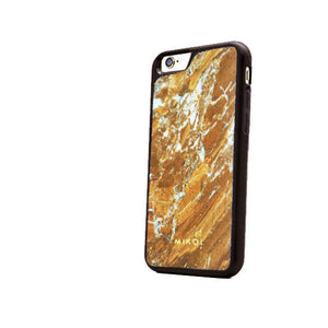 Galaxy Gold Marble iPhone Case - MIKOL - 3