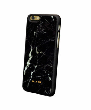 Nero Marquina Marble iPhone Case (60% OFF!) - MIKOL