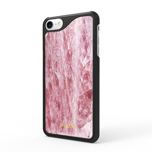 Pink Rose Quartz iPhone Case (SOLD OUT) - MIKOL