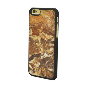 Rosso Verona Marble iPhone Case - MIKOL