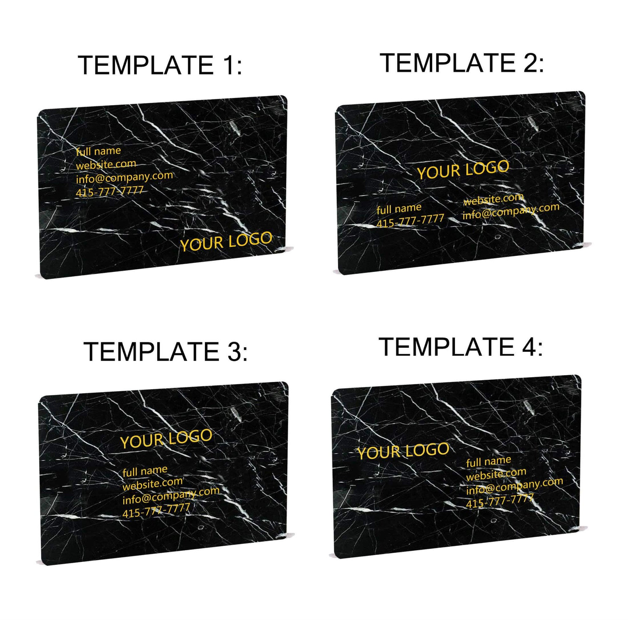 Single business card promotional offer mikol wajeb Images