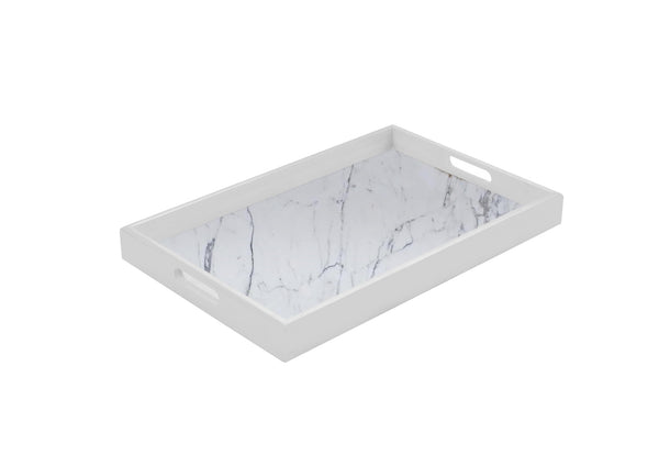 Carrara White Marble Trays (Now Available!) - MIKOL