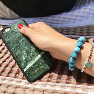 Ocean Blue Beaded Bracelet (SOLD OUT) - MIKOL