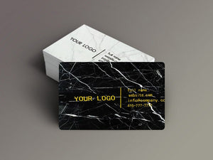Single Business Card (Promotional Offer) - MIKOL