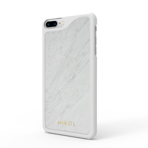 new products dd76b e5eff Carrara White Marble iPhone Case