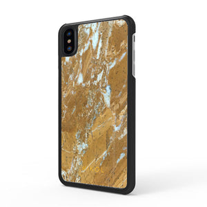 Galaxy Gold Marble iPhone Case - MIKOL