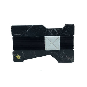 Nero Marquina Minimalist Wallet (Available Now 20% Off!) - MIKOL