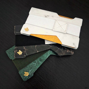 Emerald Green Minimalist Wallet (Available Now 20% Off!) - MIKOL