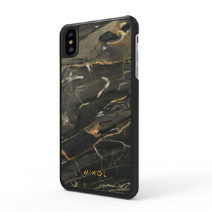 Nero Gold Marble iPhone Case - MIKOL