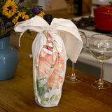 Citrus Flour Sack Tea Towel