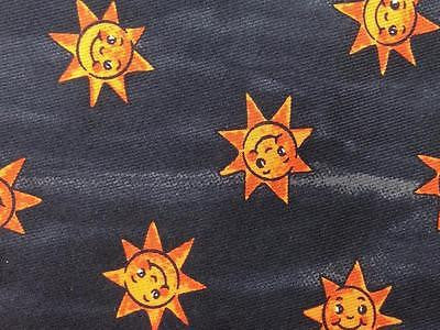 Happy Sun Faces TIE Repeat Novelty Silk Men Necktie 18