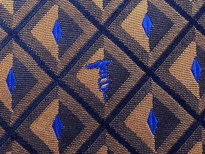 Geometric TIE TRUSSARDI Diamond Silk Men Necktie 23