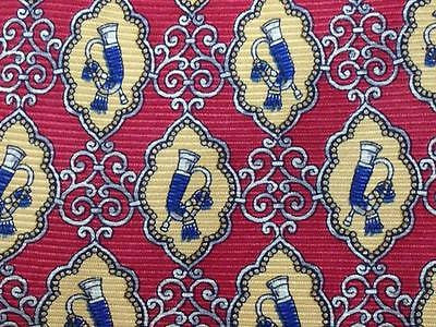 Novelty TIE NINA RICCI French Horn Trumpet France Silk Men Necktie 23