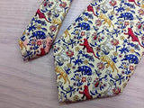Animal Print TIE  Metropolitain Museum Of Art Wild Animals Silk Men Necktie 25