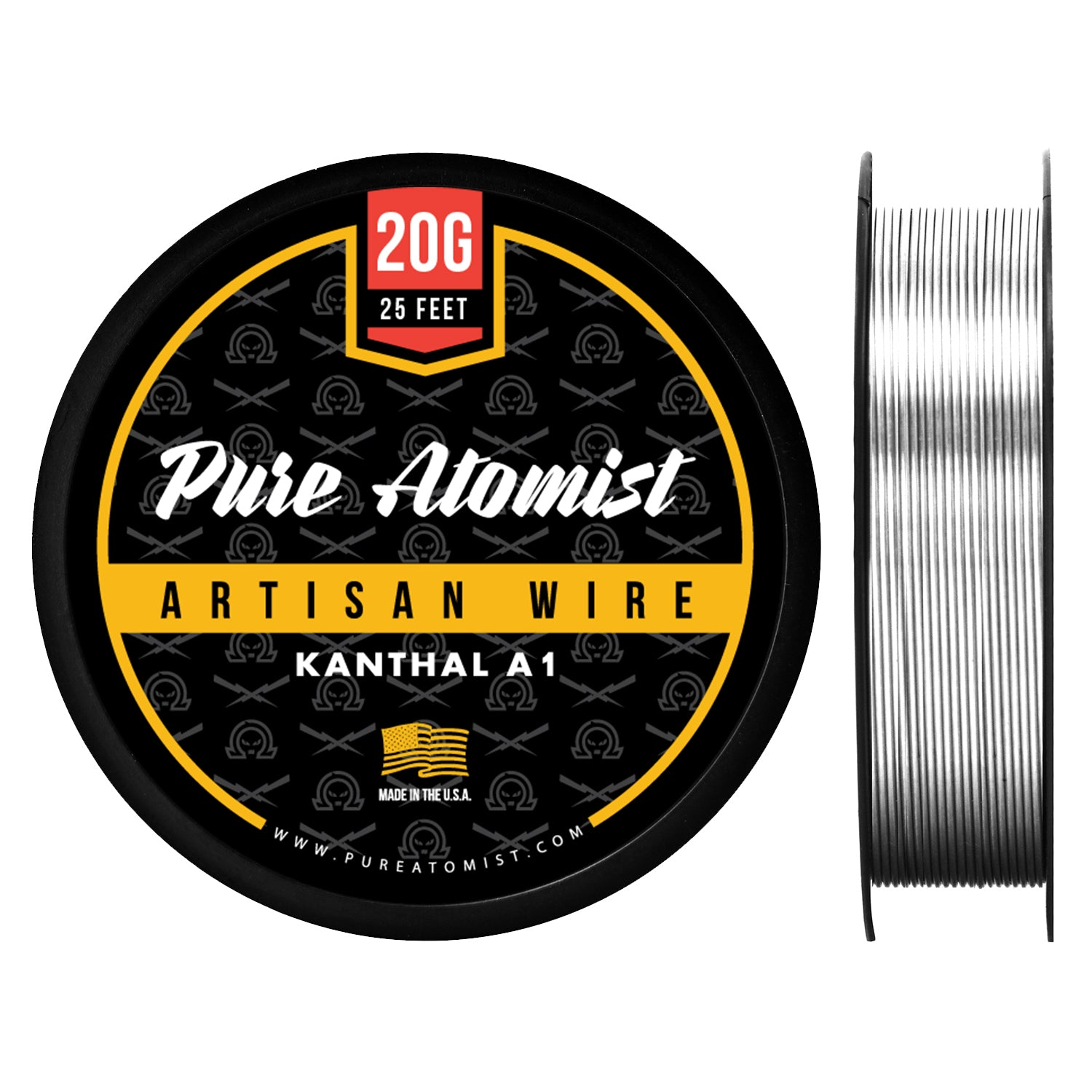 Kanthal A1 - Round Wire