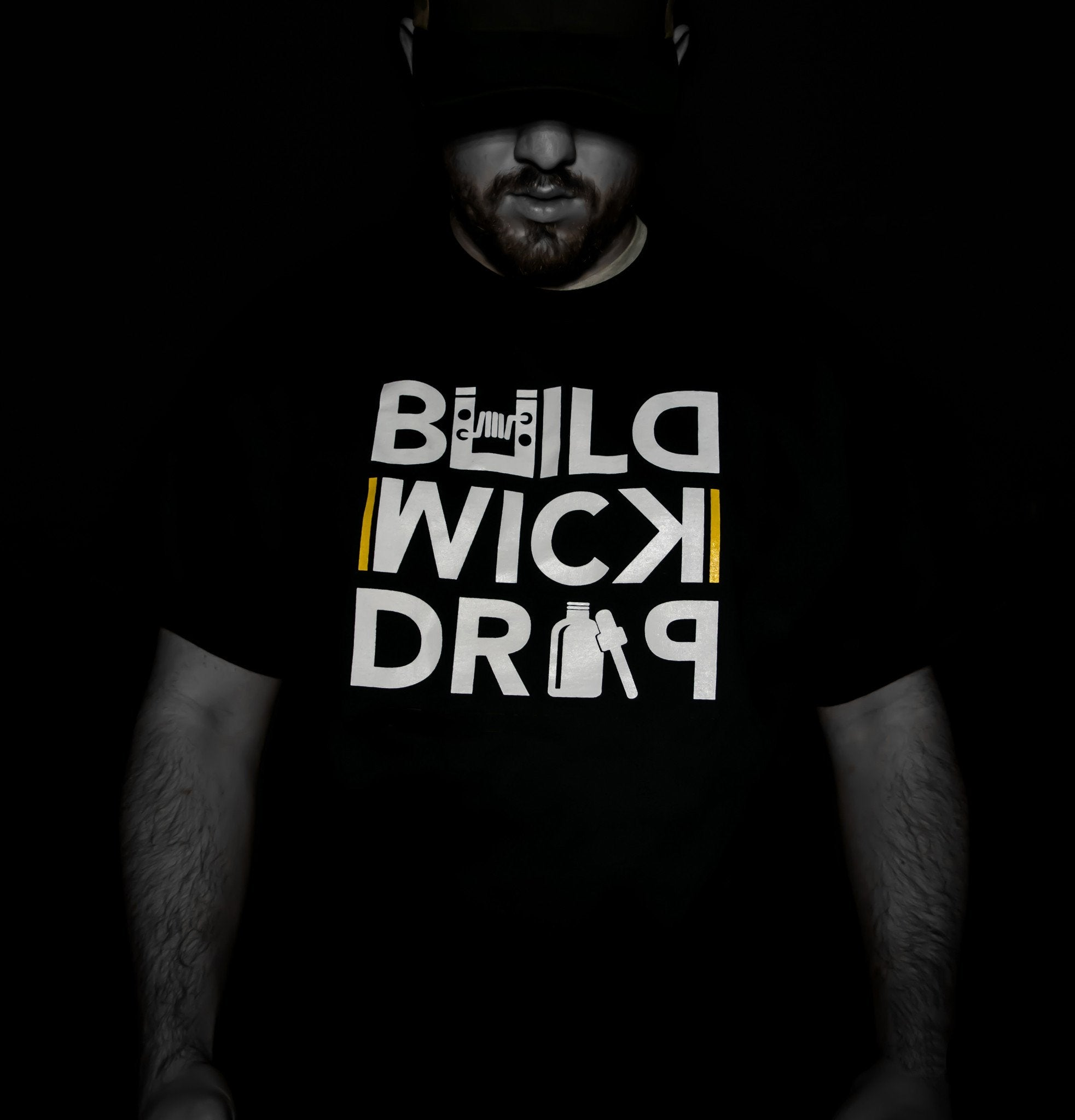 Build Wick Drip - T shirt - PURE ATOMIST