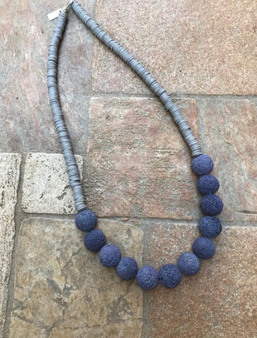 Laba & silicone Necklace