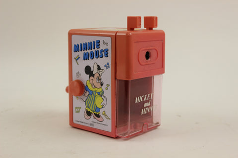 Minnie Mouse Musical Pencil Sharpener