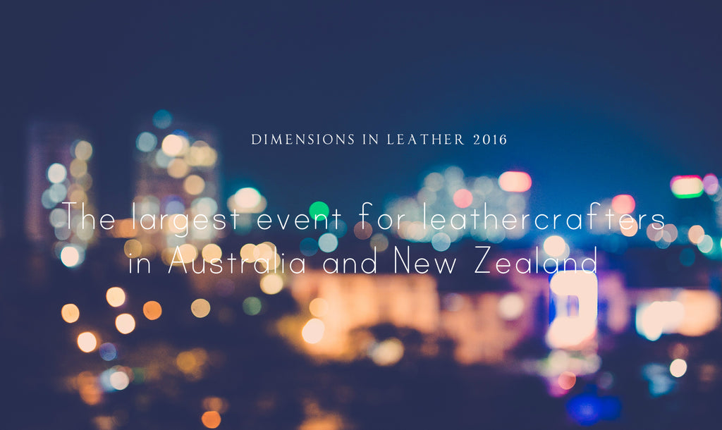 Dimensions in Leather 2016 | EAST COAST LEATHER