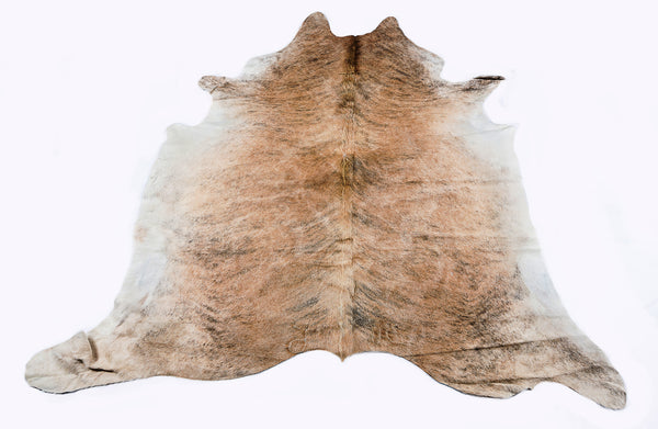 Brindle Medium Cow Hide  Rug - FREE SHIPPING