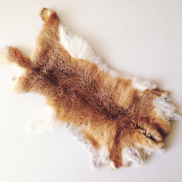 Australian fox fur pelt | East Coast Leather, Brisbane Australia