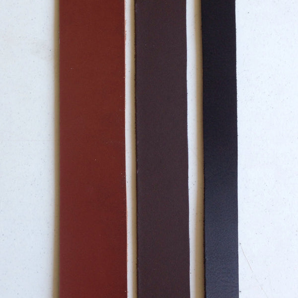 Leather Belt Straps | East Coast Leather, Brisbane Australia
