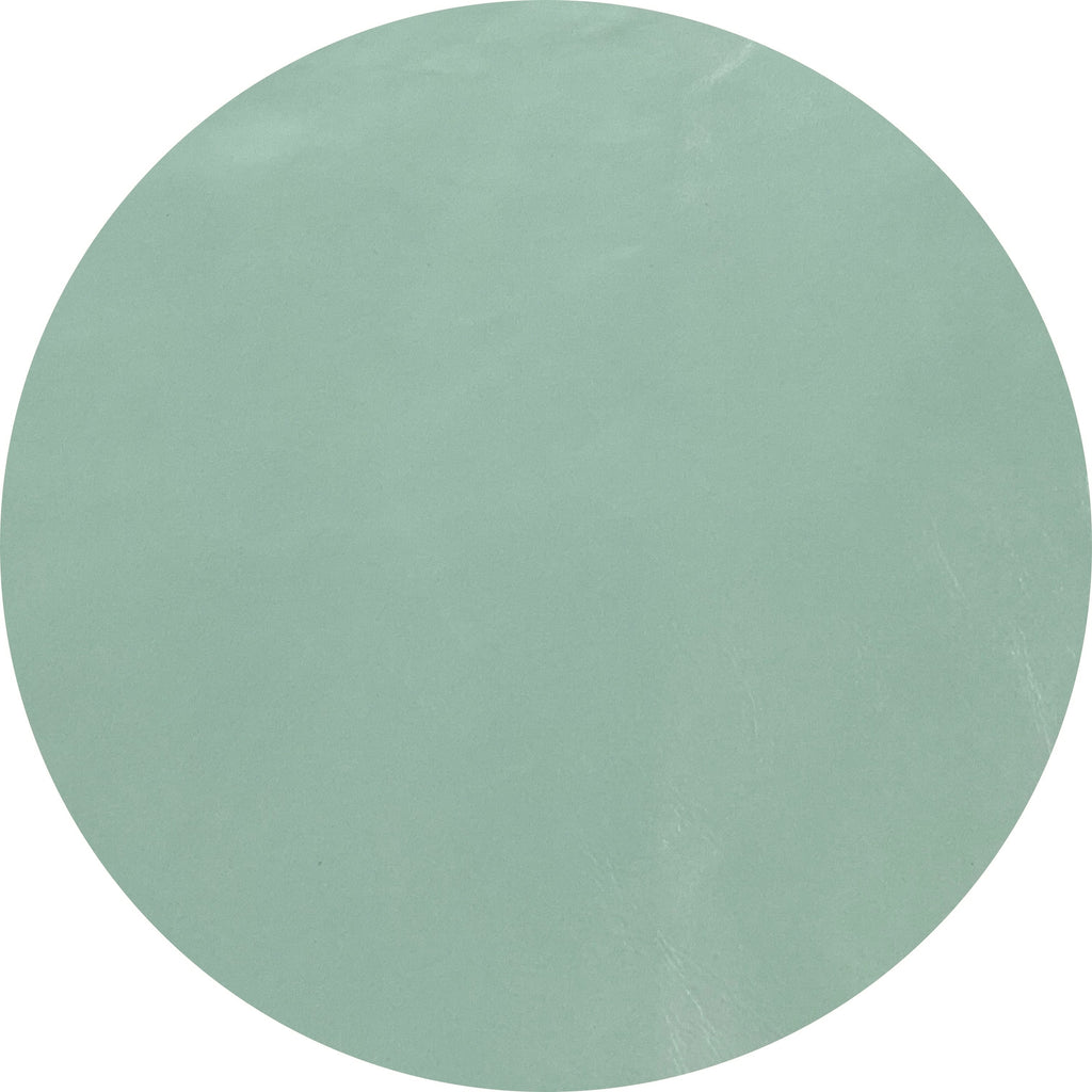 Mint Cow Hide