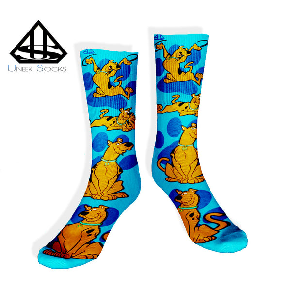 Scooby Uneek Socks