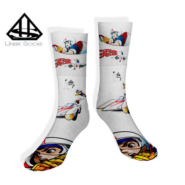 Speed Racer socks