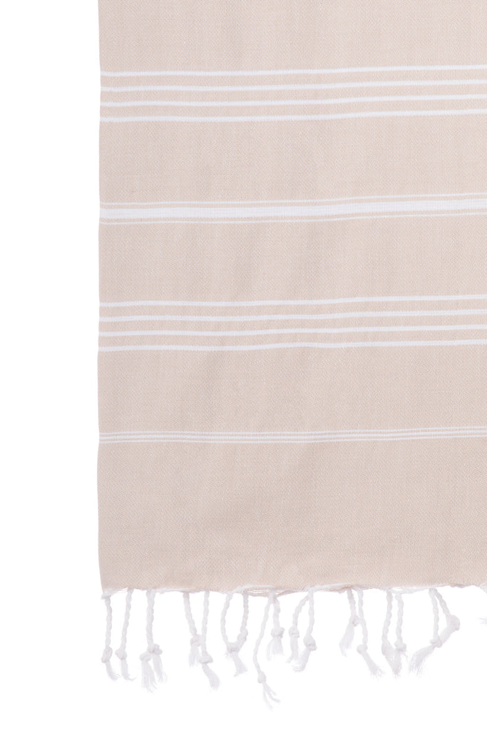 Turkish Towel Co Beige 100% Cotton Purchase Turkish Online Towel